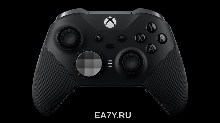Геймпад Microsoft Xbox Elite Wireless Controller Series 2